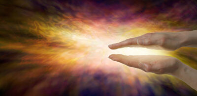 healing with hands